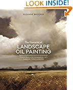 #10: The Elements of Landscape Oil Painting: Techniques for Rendering Sky, Terrain, Trees, and Water