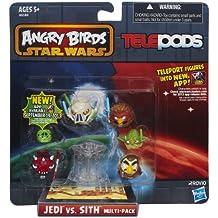Angry Birds Star Wars Telepods: Jedi vs Sith