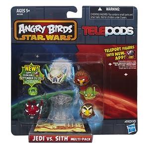 Figurine Angry Birds Star Wars : Power Battlers : Dark Vador Pig  Jeux et