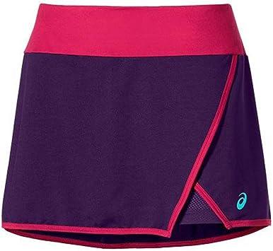 ASICS - Falda pantalón de Mujer Padel Skort: Amazon.es: Ropa y ...