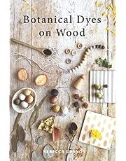 Botanical Dyes on Wood