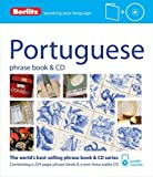 Berlitz Language: Portuguese Phrase Book & CD (Berlitz Phrase Book & CD)