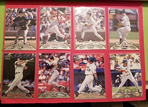 1998 Pacific Trading Cards Inc®_012 CARD LOT_Pacific Paramount Collection™ Baseball Cards