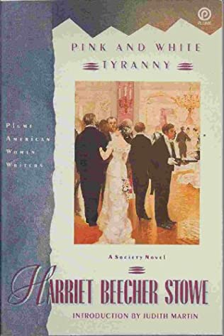 book cover of Pink and White Tyranny
