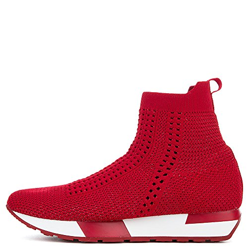 low cost sale online high quality Shiekh Women's Iva Sneaker Athletic Lifestyle Red y2xXnWo9cj