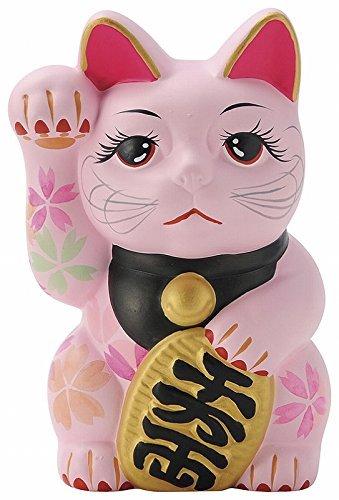 日本セラミックWare。Maneki Neko。Lucky Cat銀行。 B079NR4VS9
