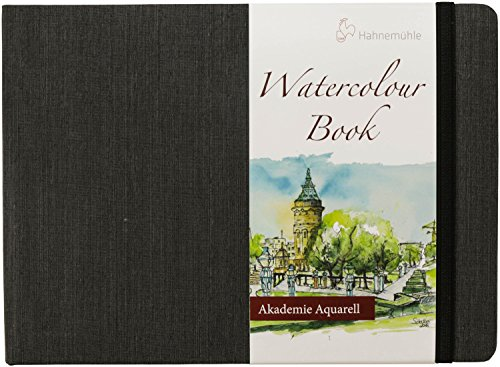 Hahnemuhle Watercolor Book A5 (5.8x8.3 inches) 200gsm Landscape ()
