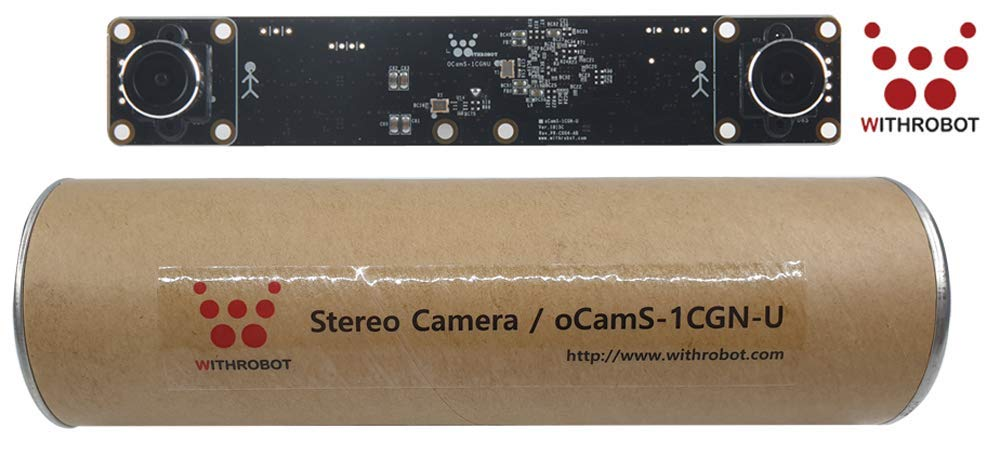 Amazon com: Stereo Camera Module Depth Sensor IMU ROS SLAM