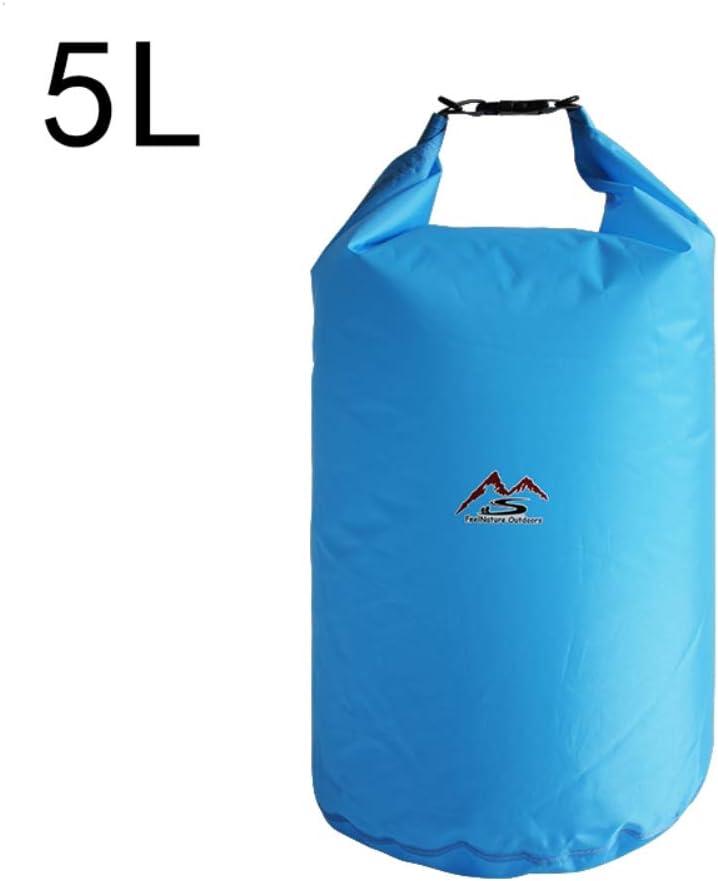 Keeps Gear Dry ZAVAREA Premium Waterproof Dry Bag Drifting Dry Sack Roll Top 5L 10L 20L 40L 70L for Boating Kayaking Boating Canoeing Fishing Rafting Swimming Camping Snowboarding River Trekking
