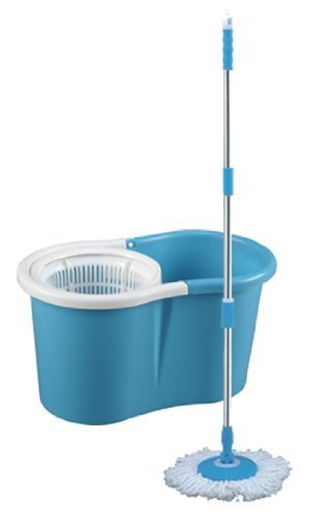 Ciclone iSpin Mop YY-MOP-K2 Amazing New Spin Mop No Foot Pedal