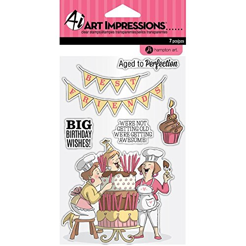 Hobby Art Clear Stamps - 4