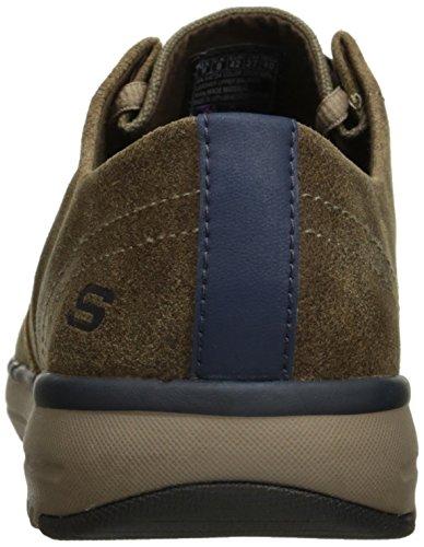 Skechers Herren Oldis-Stound Schuh Braun