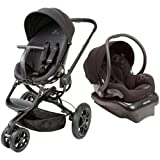 Quinny Moodd Travel System, Black Devotion by Quinny