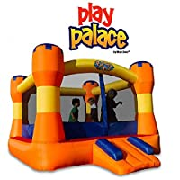 Casa inflable Bounce Zone Play Palace de Blast Zone