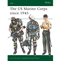 The US Marine Corps since 1945 (Elite Book 2) (English Edition)