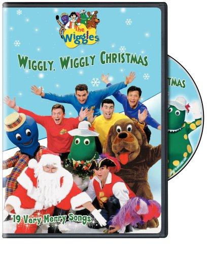Amazon.com: The Wiggles: Wiggly Wiggly Christmas: Greg Page ...