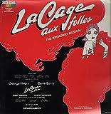 LA CAGE AUX FOLLES LP (12'/33 RPM)