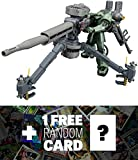MS-06 Zaku II & Big Gun (Anime Ver.): Gundam Thunderbolt High Grade 1/144 Model Kit + 1 FREE Official Japanese Gundam Trading Card Bundle (HGGT #008)