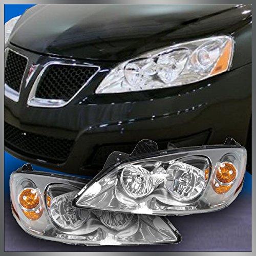 09 pontiac g6 headlight assembly - 7