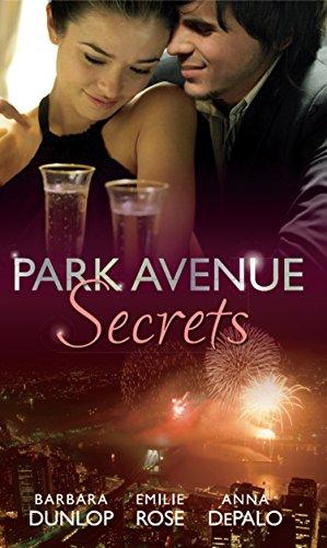book cover of Park Avenue Secrets