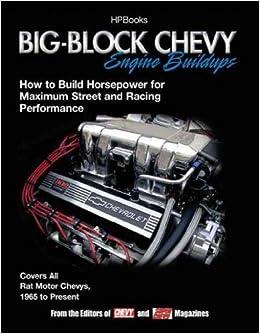 Book [ Big-Block Chevy Engine Buildups[ BIG-BLOCK CHEVY ENGINE BUILDUPS ] By Chevy High Performance Magazine ( Author )Mar-07-2006