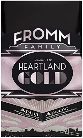 Dog Food: Fromm Heartland Gold Adult