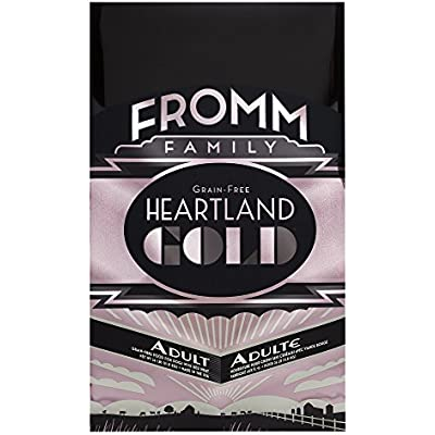 Fromm Family Foods 727064 Prairie 26 Lb Gold Adult Dry Dog Food (1 Pack), One Size