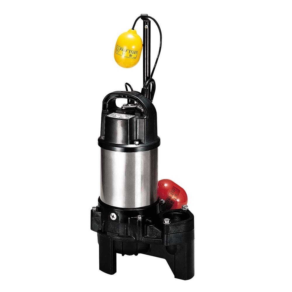 ツルミ 汚物用自動水中ポンプ 50PUA2.4  60HZ B019HUSC8U
