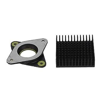 Impresora 3D Motor paso a paso Amortiguador Amortiguador + ...