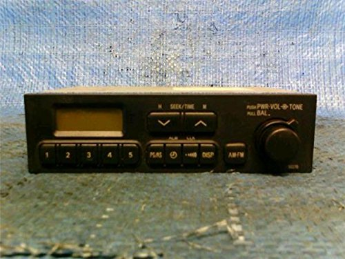 日野 純正 デュトロ 《 XZU301X 》 ラジオ P91400-18001331 B079WN5P3B