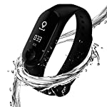 Best fitness trackers ZGZRONG M2 Fingerprint Intelligence Fitness Tracker Health Tracker Color Screen Sport