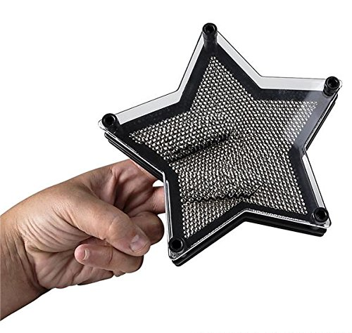 6'' STAR SHAPED PIN ART GAME, Case of 24 by DollarItemDirect (Image #2)