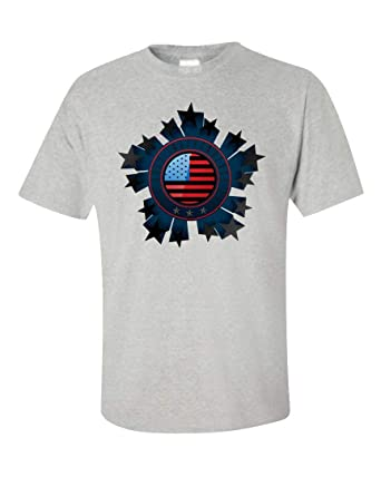 8d5c86b657768 Cool 4th of July - Independence Day - United States American Flag - Humor -  Unisex
