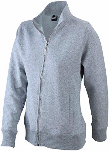 femme couleurs Sweat s pour veste tailles Gris femme Chin 6 xXL pour TTfz6Swq