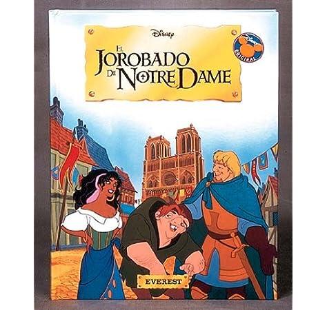 El Jorobado de Notre Dame (Nueva antología Disney): Amazon.es ...