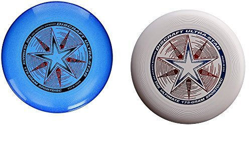 Discraft 175 gram Ultra Star Sport Disc. by Discraft