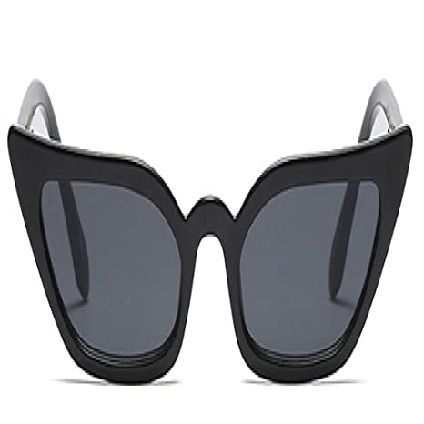 Yangjing-hl Nuevas Gafas de Sol Rojas Vintage Diseñador de ...