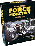 Fantasy Flight Games Star Wars: Force and Destiny RPG - Beginner Game