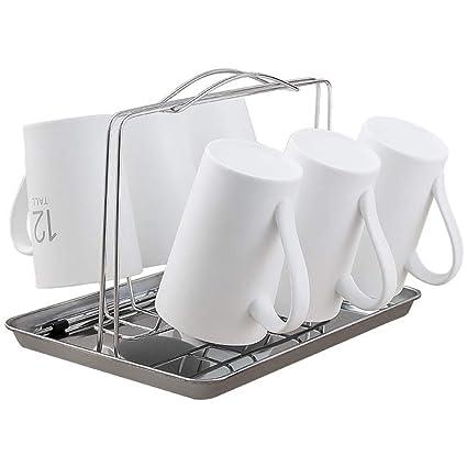 XFPINK-Soportes para tazas Portavasos Vaso De Cerveza De Acero ...