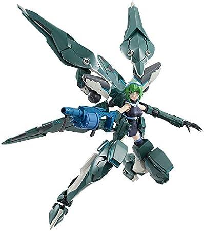 Bandai Armor Girls Project Infinite Stratos Rafale Revive Custom II x Charlotte