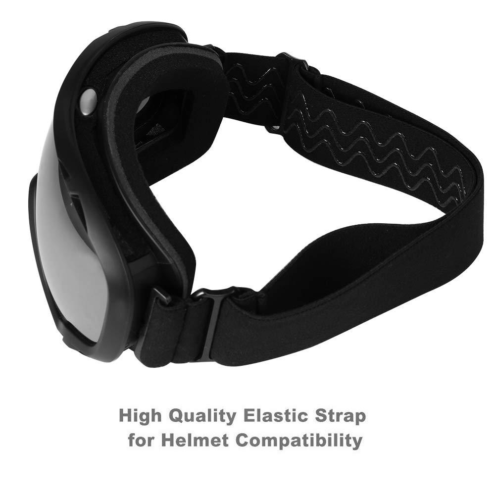UV Protection Anti Fog Snowboard Goggles Men Women Youth Ski Goggles
