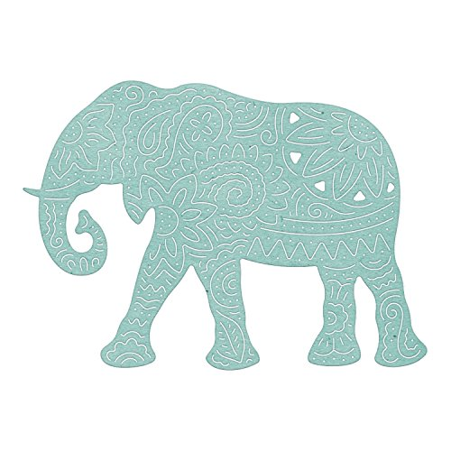 Cheery Lynn Designs Bohemian Collection Elephant Die (Die Elephant)