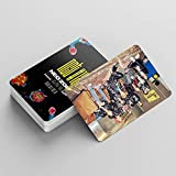 NCT127 Lomo Card 54Pcs NCT127 NEO ZONE Cards