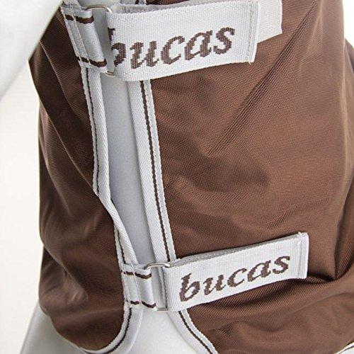 Bucas Smartex Combi Neck Halsteil Chocolate S-XL