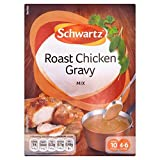 Schwartz Roast Chicken Gravy Mix (26g) - Pack of 6