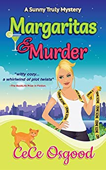 Margaritas Murder Sunny Truly Mystery ebook product image