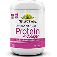 Nature's Way Instant Natural Protein with Collagen, 0.4 Kilograms