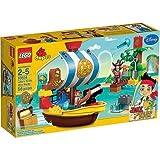 LEGO DUPLO Jake's Pirate Ship Bucky Play Set, 10514