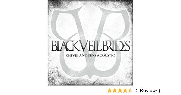 Knives and Pens (Acoustic) by Black Veil Brides on Amazon Music -  Amazon.co.uk