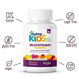 Multivitamin-Gummies-By-Nutra-Pharm-Pineapple-Orange-and-Strawberry-Flavor-120-Count-Daily-Organic-Multivitamins-for-Kids-GLUTEN-FREE-SUGAR-FREE-VEGAN-KOSHER-HALAL-VITAMIN-SUPPLEMENTS
